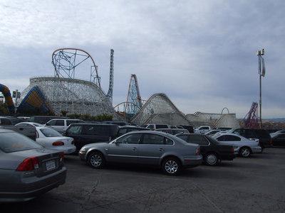 Six Flags Magic Mountain - 12/21/06