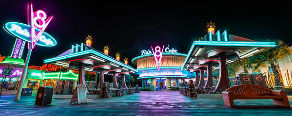 A Night at Flo's