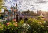 Sleeping Beauty Castle Sunrise
