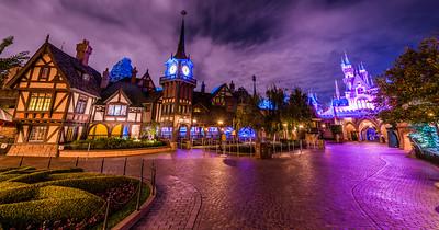 Fantasyland Village