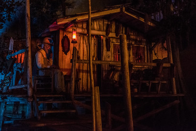 The Shack in the Blue Bayou