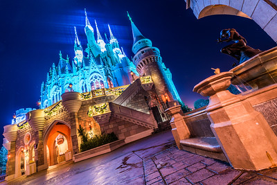 Cinderella Castle Dream Lights - The Other Side