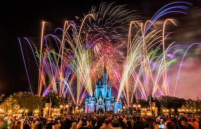 DVC 25 and Beyond Bash Fireworks