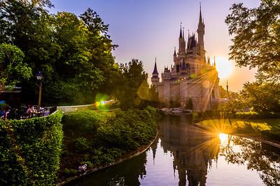 Cinderella Castle: J.J. Abrams Edition