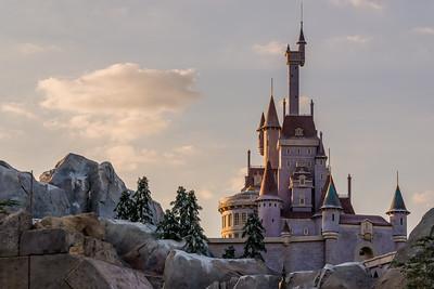 Beast's Castle Sunset