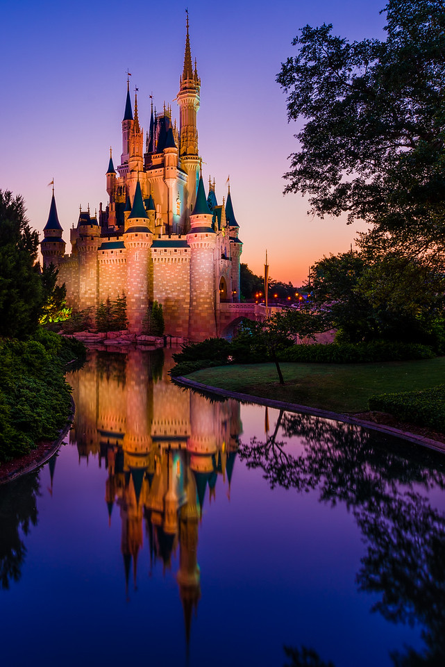 Early Morning in the Kingdom