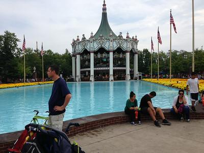 20140726 Six Flags Great America