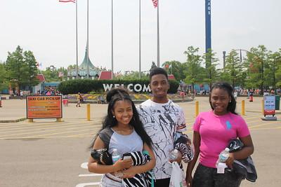 20150705 Six Flags Great America