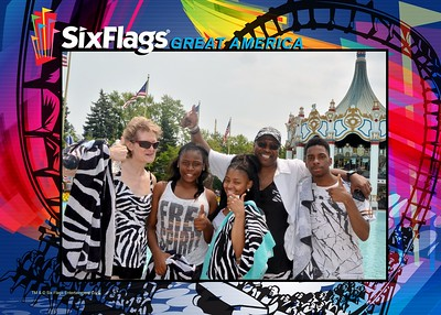 20150705 Six Flags Great America