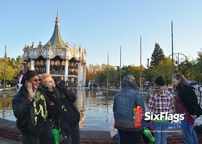 20151017 Six Flags Great America Fright Fest