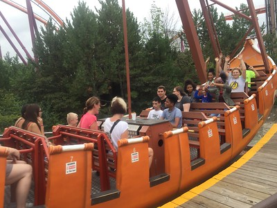 20160730 Six Flags Great America