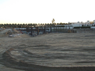 Progress on the Garden Walk project