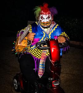 Howl-O-Scream Scare Zone Actor - Tampa, Florida