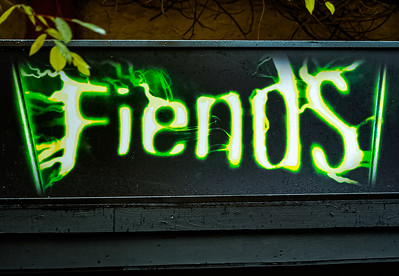 """""""Fiends"""" Busch Gardens - Williamsburg, Virginia"""