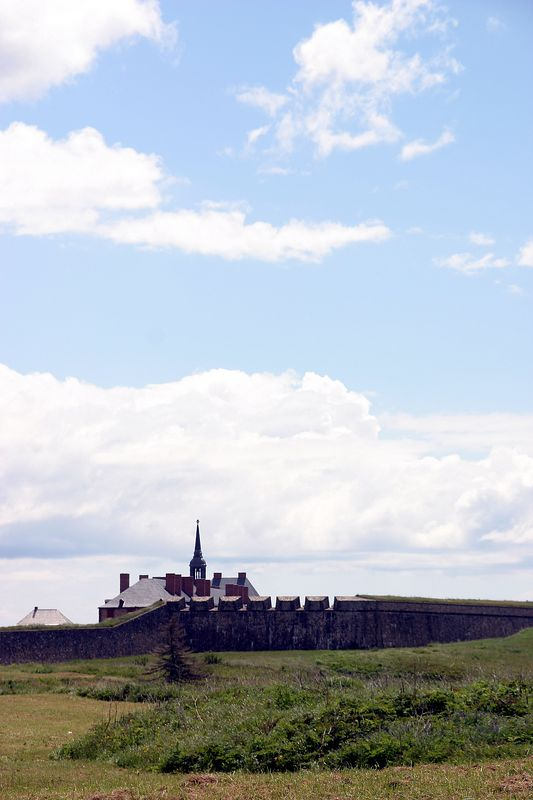 The Fortress of Louisbourg, Sydney, Nova Scotia