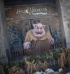 Giant Orge Cedar Point HalloWeekends - Sandusky, Ohio