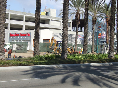 Looks like Bubba Gump's is getting there