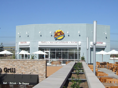 Johnny Rockets at Anaheim GardenWalk is supposed to open on Friday, might not make the schedule, but it is close.