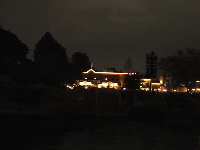 Fantasmic! was offered tonight at 7 PM
