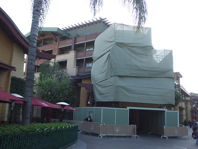 World of Disney is still open