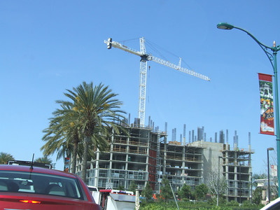 A look at WorldMark, the new timeshare hotel being built