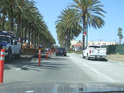 Anaheim Garden Walk work