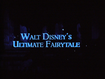 Another Video Caption (copyright Disney), this time for Sleeping Beuaty DVD release