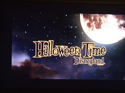 Video Image of the current Disneyland Resort Commericial (Copyight Disney), bascially the same commerical as 2007.
