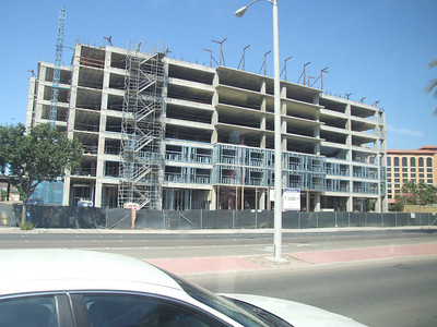 This one is being built just south of the corner of Harbor and Chapman in Garden Grove.