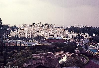 Disneyland 1967