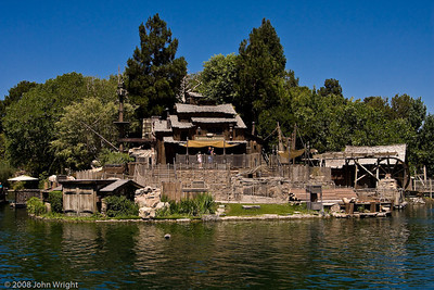 Pirate's Lair, Tom Sawyer Island