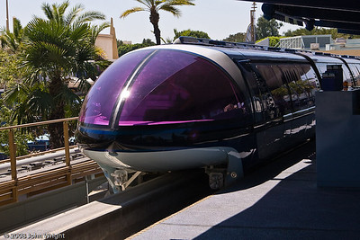 New Monorail train