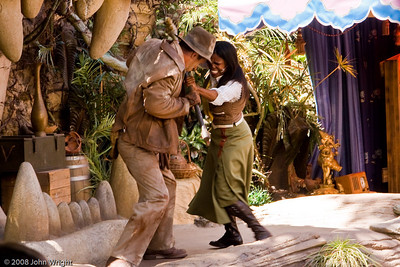 Indian Jones Adventure Show