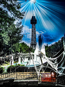 Kings Dominion - Doswell, Virginia