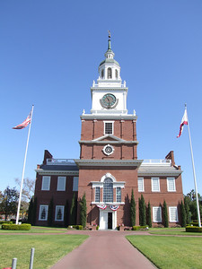 Independence Hall West