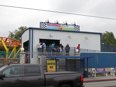 Rewind Racers Soft Opening/POV 5/25/2015