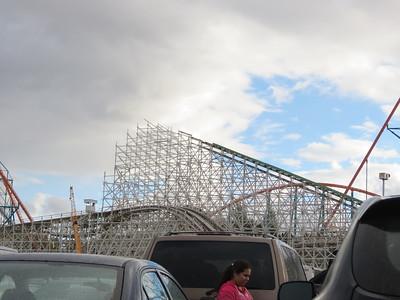 Six Flags Magic Mountain - 11/1/2014