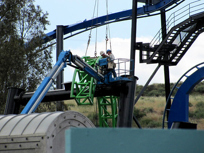 The new Green Lantern: First Flight track has started to go Vertical.