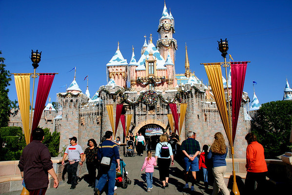 Disneyland, Los Angeles, California