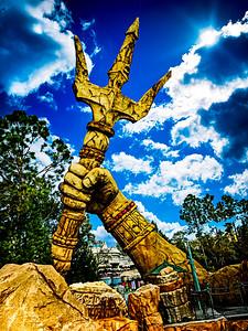 Poseidon's Fury, Universal Studios Islands of Adventure - Orlando, Florida