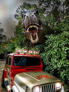 Jurassic Park, Universal Studios Islands of Adventure - Orlando, Florida