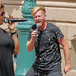 Sing It! Acappella Universal Studios - Orlando, Florida