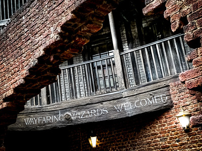 Diagon Alley The Wizarding World of Harry Potter - Universal Studios Orlando, Florida