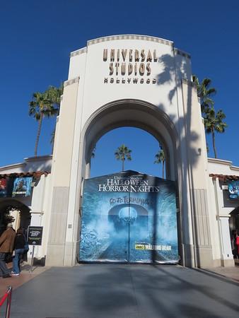Universal Studios Hollywood - 11/02/2014