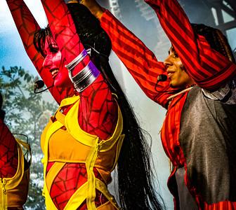 Krylorians & The Xandarian Chamber Orchestra Guardians of the Galaxy, Awesome Mix Live! Epcot Walt Disney World - Orlando, Florida