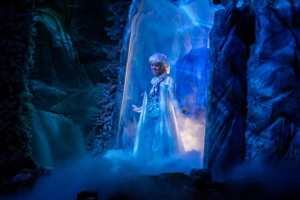 The Queen of Ice