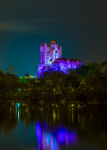 Tower of Terror Backside