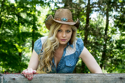 Farm Girl Fashion Shoot 2014