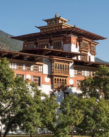 Theme for February 2017--Bhutan