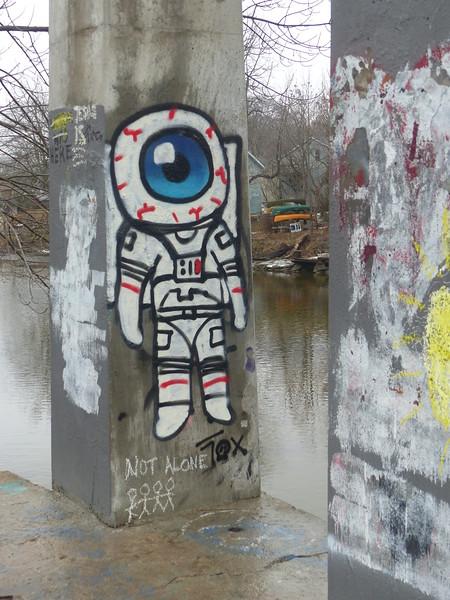 Street Art  Cliff (12)